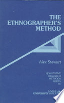 The Ethnographer s Method