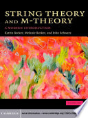 String Theory And M Theory