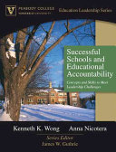 Successful Schools and Educational Accountability