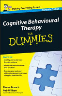 Cognitive Behavioural Therapy for Dummies, Whs Travel Edition 2E
