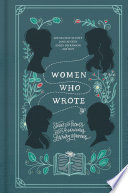 Book Women Who Wrote