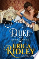Never Say Duke : resist rescuing a stray. her latest...