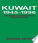 Kuwait 1945 1996