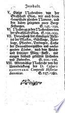 Kleine Schriften vermischten Innhalts aus der Geschichte und dem teutschen Staatsrechte