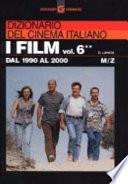 Dizionario del cinema italiano