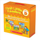 First Little Readers Parent Pack Level D