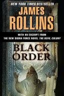 Black Order with Bonus Material