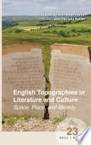 English Topographies in Literature and Culture