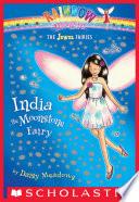 Jewel Fairies  1  India the Moonstone Fairy
