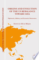 Origins and Evolution of the US Rebalance toward Asia