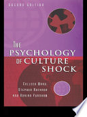 The Psychology of Culture Shock