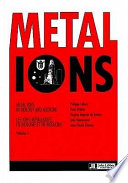 Ions M  talliques en Biologie Et en M  decine