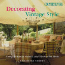 Decorating Vintage Style