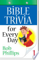 Bible Trivia For Every Day