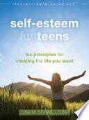 Self Esteem For Teens