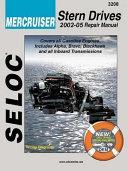 Mercruiser Stern Drives