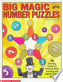 download ebook big magic number puzzles pdf epub