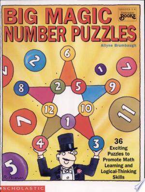 Big Magic Number Puzzles - ISBN:9780590492751