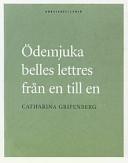 Ödemjuka belles lettres från en till en