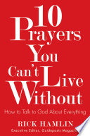 10 Prayers You Can't Live Without Hamlin Shares Ten Real Life Ways