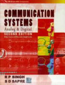 Communication Systems,2E