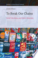 To Break Our Chains