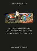 Le traduzioni italiane della Bibbia nel Medioevo