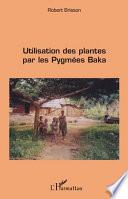 illustration du livre Utilisation des plantes par les pygmées baka
