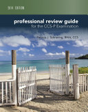 Professional Review Guide for CCS P Exam  2014 Edition