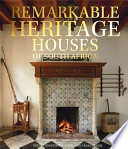 Remarkable Heritage Houses of South Africa