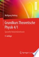 Grundkurs Theoretische Physik 4 1
