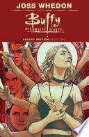 Buffy the Vampire Slayer Legacy Edition Book 2