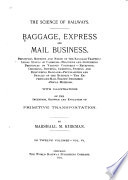 Baggage, Express and Mail Business