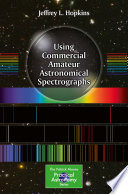 Using Commercial Amateur Astronomical Spectrographs