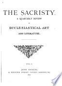 The Sacristy Book PDF