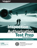 Inspection Authorization Test Prep  Book and Tutorial Software Bundle
