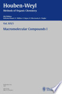 Houben Weyl Methods of Organic Chemistry Vol  XIV 1  4th Edition