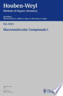Houben-Weyl Methods of Organic Chemistry Vol. XIV/1, 4th Edition