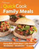Hamlyn QuickCook  Family Meals