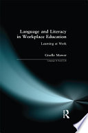Language And Literacy In Workplace Education