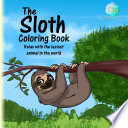 The Sloth Coloring Book