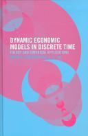 Dynamic Economic Models in Discrete Time