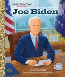My Little Golden Book About Joe Biden Book