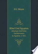 Bibel Und  gypten