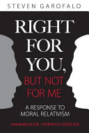 Right for You  But Not for Me