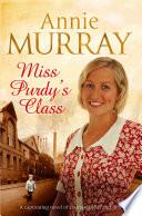 Miss Purdy s Class