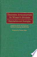 Teaching Introduction To Women S Studies book