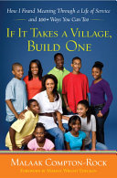If It Takes a Village, Build One To Make A Difference In The World