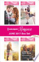 Harlequin Romance June 2017 Box Set