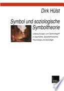 Symbol und soziologische Symboltheorie
